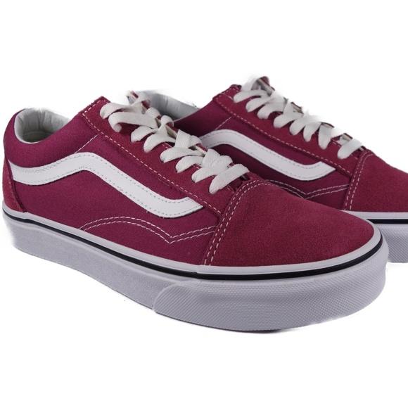 Vans Shoes   Old Skool Dry Rose True
